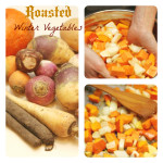 Roasted Winter Vegetables – Step by Step