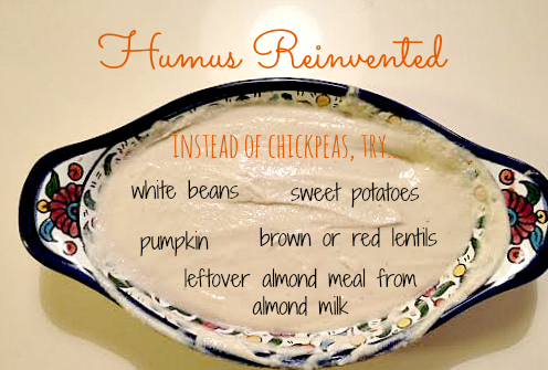 Hummus Original Ideas