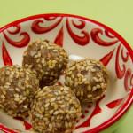 Arabian Almond Balls (Gluten & Dairy free)