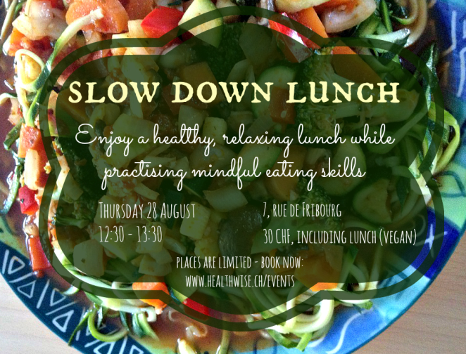 Slow Down Lunch_28 Aug