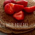 A Healthier Pancake (Gluten & Dairy free)