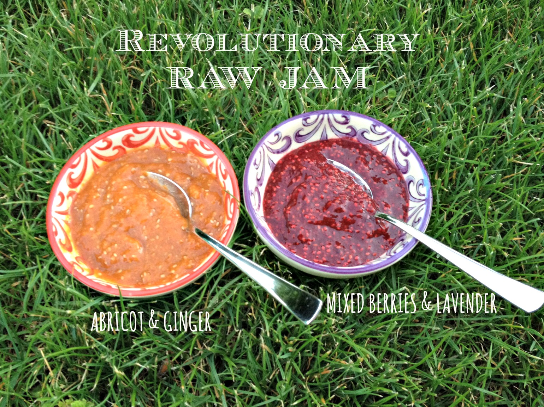 raw jam