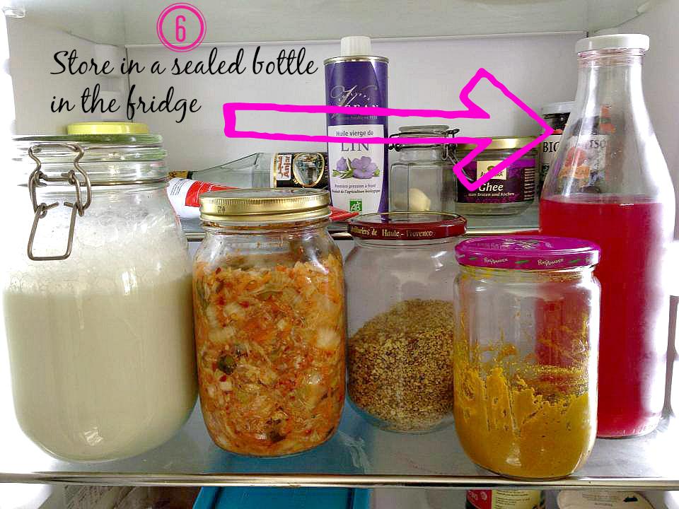 6. fridge