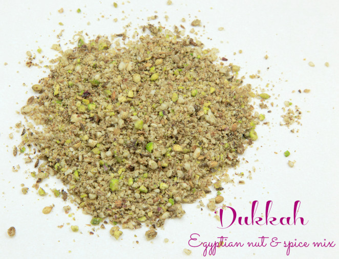 Dukkah mix