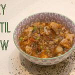 Lazy Lentil Stew (vegan & gluten-free)