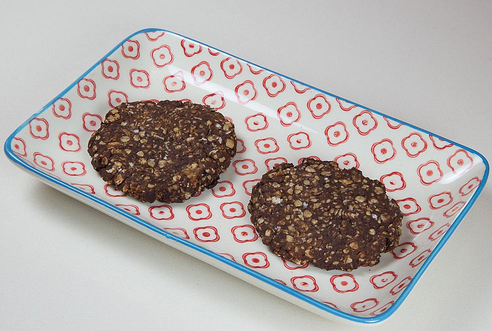Chocolate Breakfast Cookies2