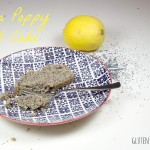 Couldn't Be Easier Lemon Poppy Seed Cake (Gluten & Dairy Free)