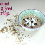 Ground Nut & Seed Porridge