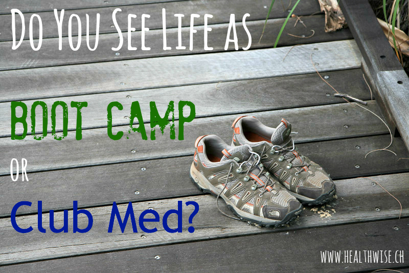 Bootcamp or Club Med
