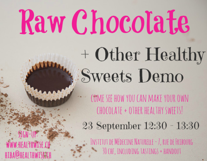 Raw Chocolate Demo