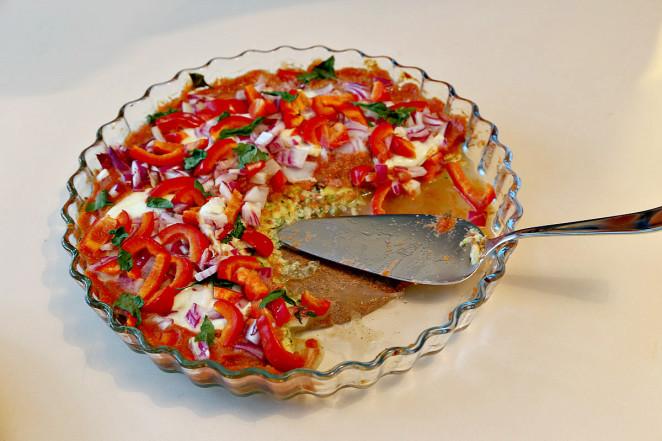 Zucchini Crust Pizza2