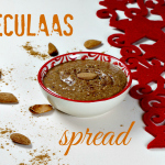 Speculaas Spread (gluten, dairy + refined sugar free)