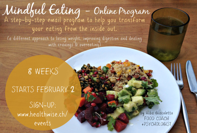Mindful Eating Online Program
