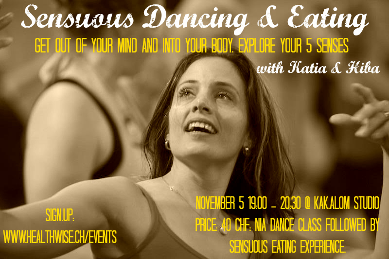 Nia Dance Nov 5