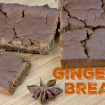 Quick Gingerbread – Grain-free + Dairy-free