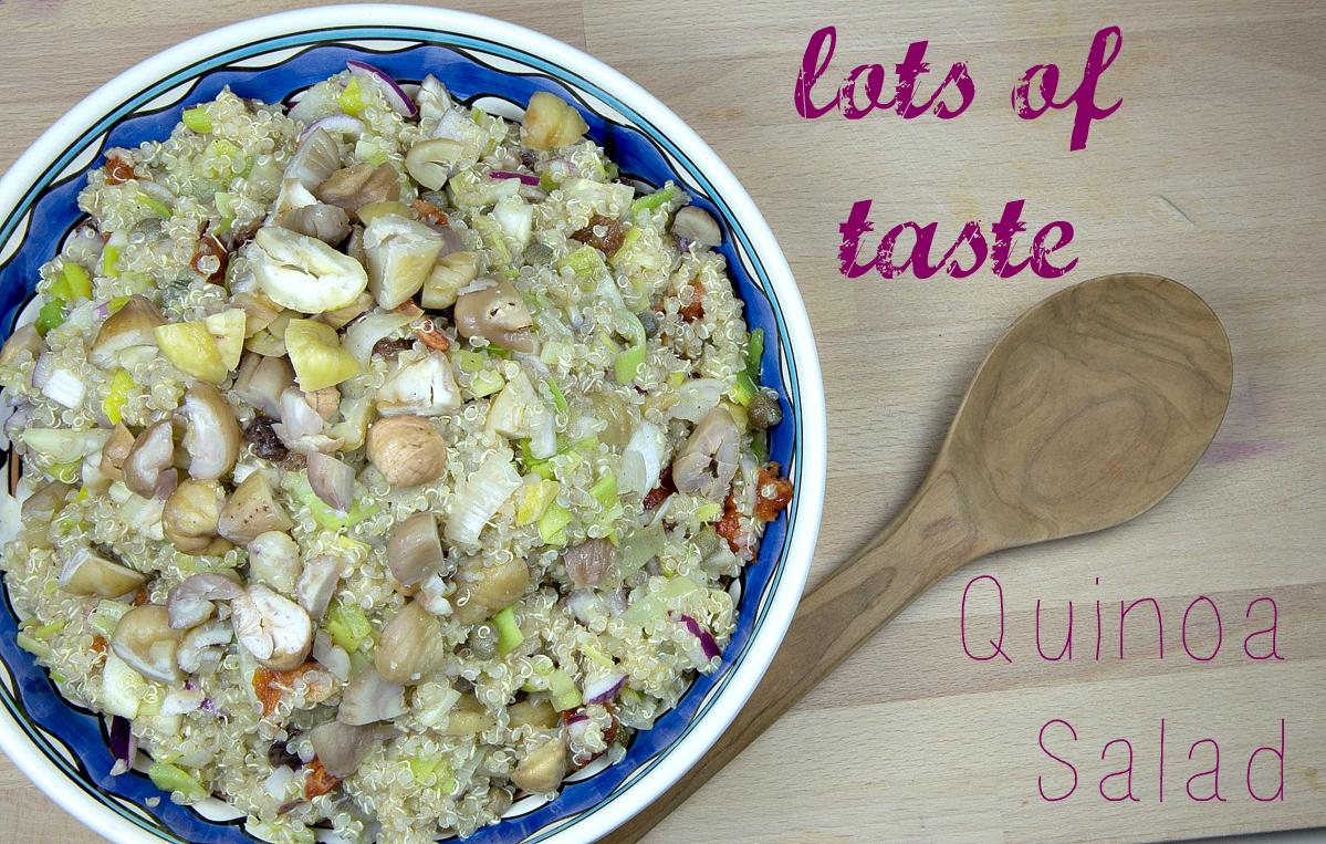 Quinoa Salad_5 tastes